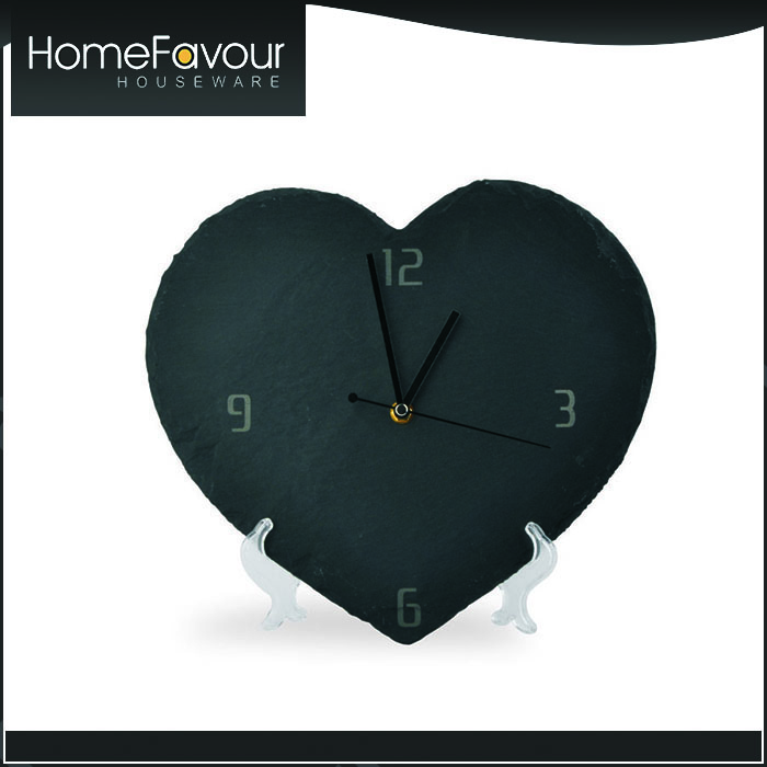 Reputable Supplier Cheap Stoneware Wall Mounted Alarm Clock