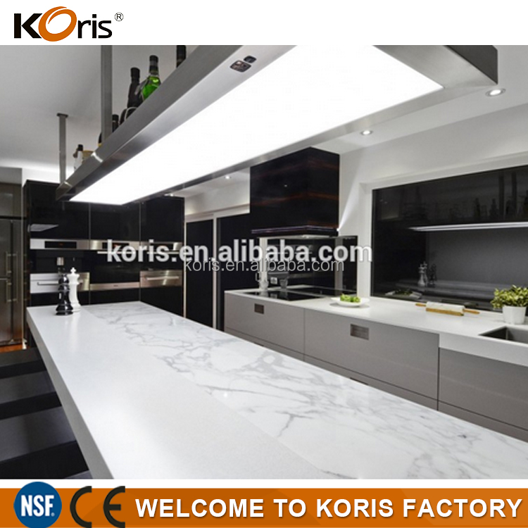 Competitive price kitchen polished granite countertop covers