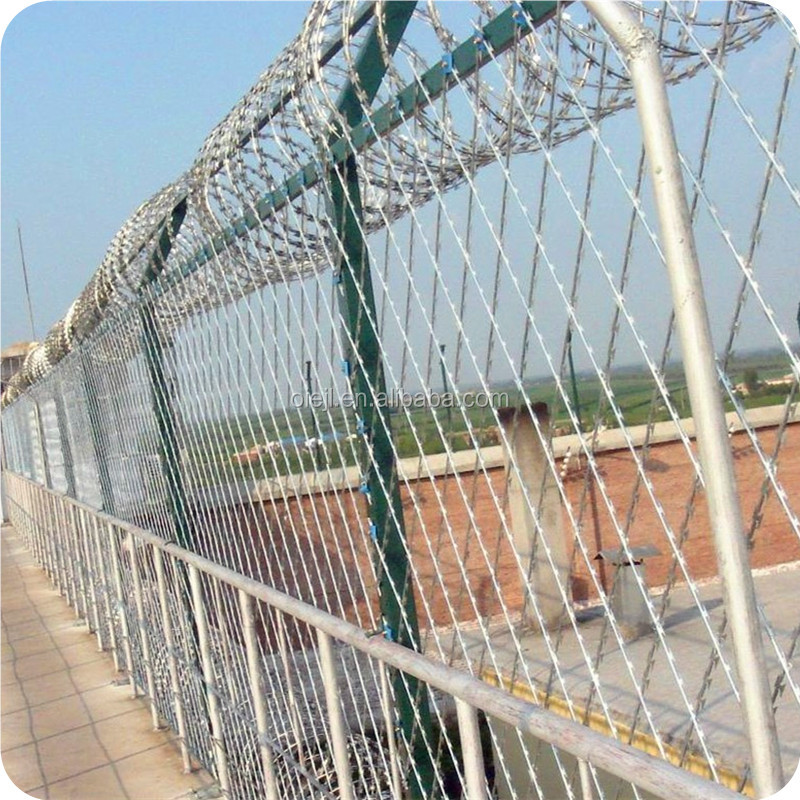 Stainless Steel Razor Barbed Wire Mesh Wholesale, Stainless Steel ...
