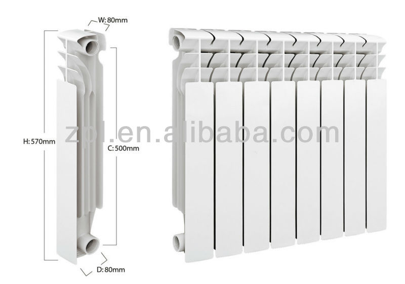 radiateur fonte aluminium chauffage central stunning radiateur fonte alu chauffage central. Black Bedroom Furniture Sets. Home Design Ideas