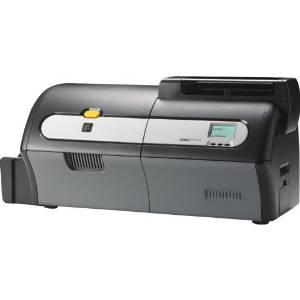 """Zebra Technologies Corporation - Zebra Zxp Series 7 Dye Sublimation/Thermal Transfer Printer - Color - Desktop - Card Print - Auto Feed - 200 Card Feeder, 15 Card Reject Hopper, 100 Card Output Hopper - 2.6 Second Mono - 12 Second Color - 300 Dpi - Usb - Ethernet - Lcd """"Product Category:"""