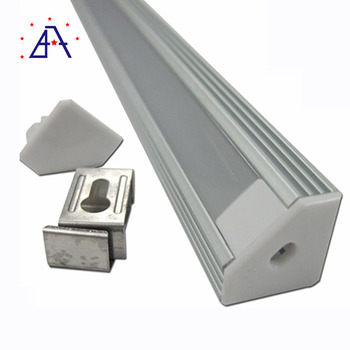 Professional Manufacture High Quality Led Aluminum Profile Supplier