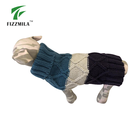 China manufacture hand knit crocheted dog sweater pet clothes