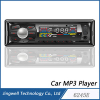 Low Price pioneer Car Audio with USB SD Bluetooth ID3 Car Mp3 player