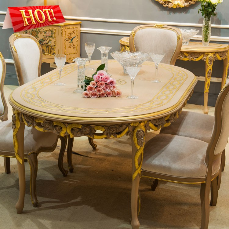 Amf0672 Italian Luxury Dining Table Set Standard Furniture Dining Room Sets View Standard Furniture Dining Room Set Aliye Product Details From Guangdong Luxury Homey Furniture And Interior Decoration Co Ltd On Alibaba Com