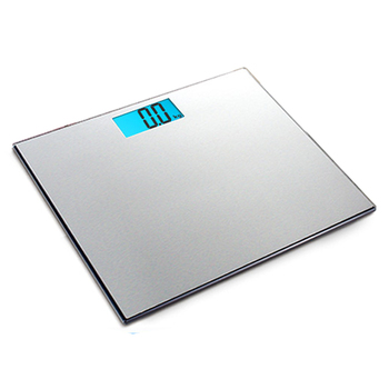 how to fix the electronic bathroom scales