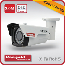 cctv camera HD-CVI 1080p resolution Intelligent Video Analysis on full panoramic overview