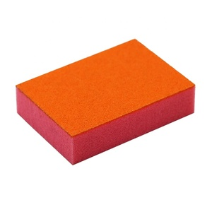 Hardware Abrasive Hand Held Mold Polishing Tools Multi-Color One Side Abrasive Sponge Blocks