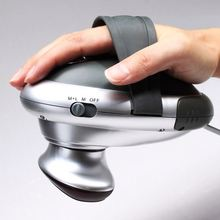 5 in 1 Multi-Function Electric scalp vibration body handheld shiatsu neck shoulder massager