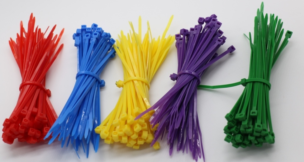 Wholesales Self-locking Plastic Cable Tie Nylon Cable Tie