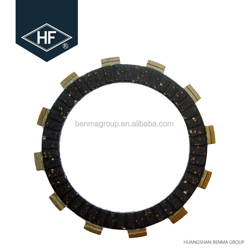 Top quality QS110 SD110 Clutch Friction Plate For Motorcycle