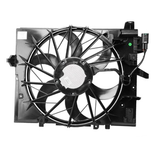 17427526824 17 42 7 526 824 Auto Radiator Cooling Fan for E60