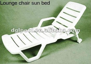 Cheaper Popular Bench Chair,Sun Lounger,Swimming Pool Chaise Lounge