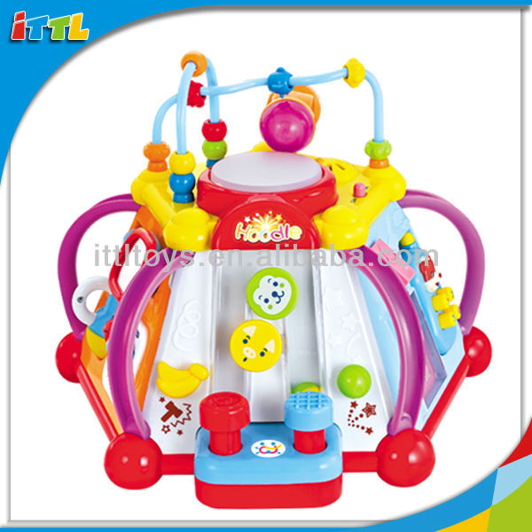 A66913 Kids little Joy Toy Multifunctional Game Machine Toy
