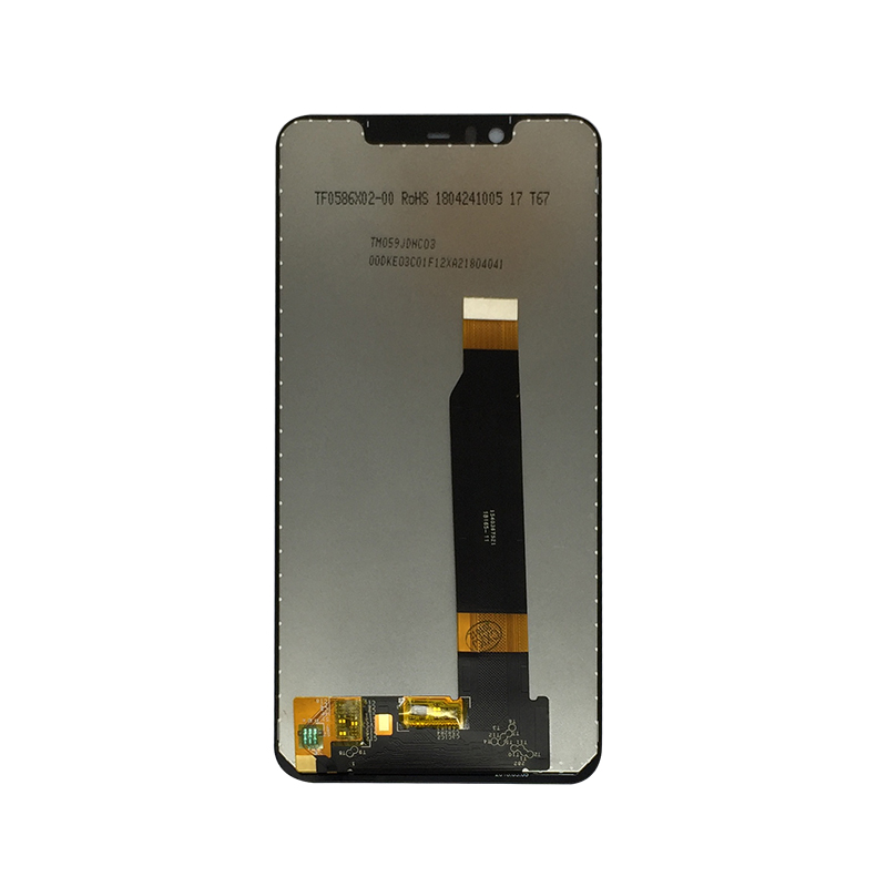 High Quality replacement lcd for nokia 5.1 plus for nokia 5.1 plus lcd touch screen