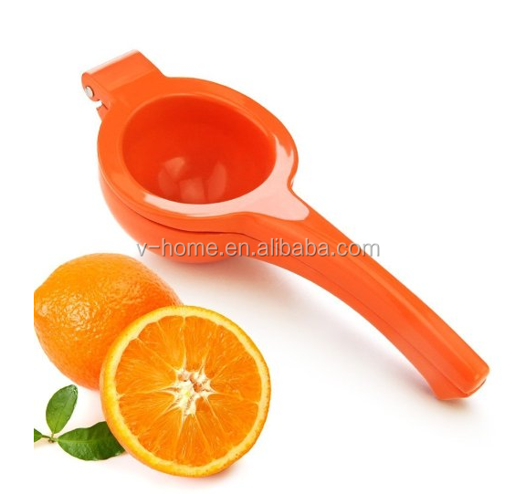 Long Lasting Heavy duty die cast aluminum Citrus FruitsLemon Squeezer