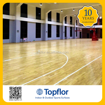 Topflor Basketball Flooring Court Prices Used Portable