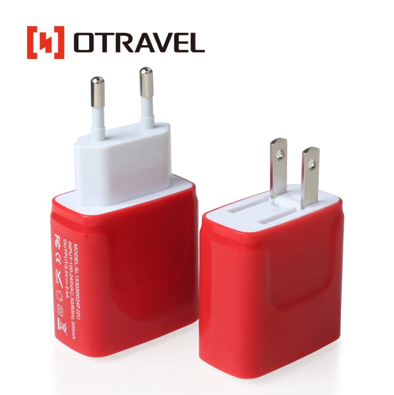 alibaba sign up US/EU plug dual USB travel wall charger SL-153U mini charger