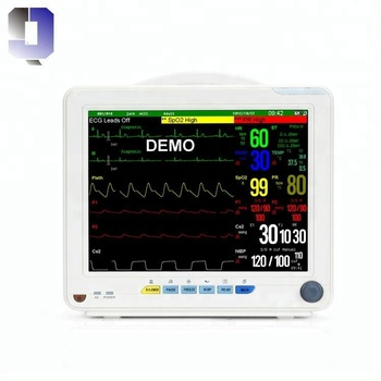 Jq-6305s Mobile Hospital Used Ambulance Equipment Portable Cardiac Monitor  Price For Sale Patient Monitor X1 - Buy Mobile Hospital Monitor,Portable
