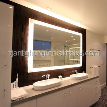 Factory Can Be Design LED Bathroom Accessory Cosmetic Mirror