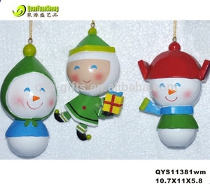 new products e3ae0 5df4f Cute singing and dancing snowman for xmas tree decorative