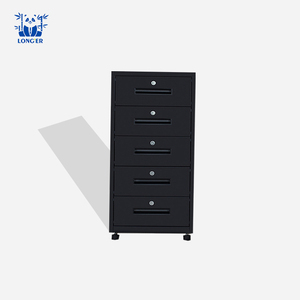 2017 hot sale metal steel moving file cabinet with lowest price