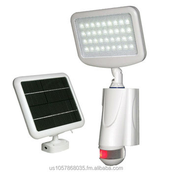 Solar Powered Motion Activated Ee836de 36 Led Security