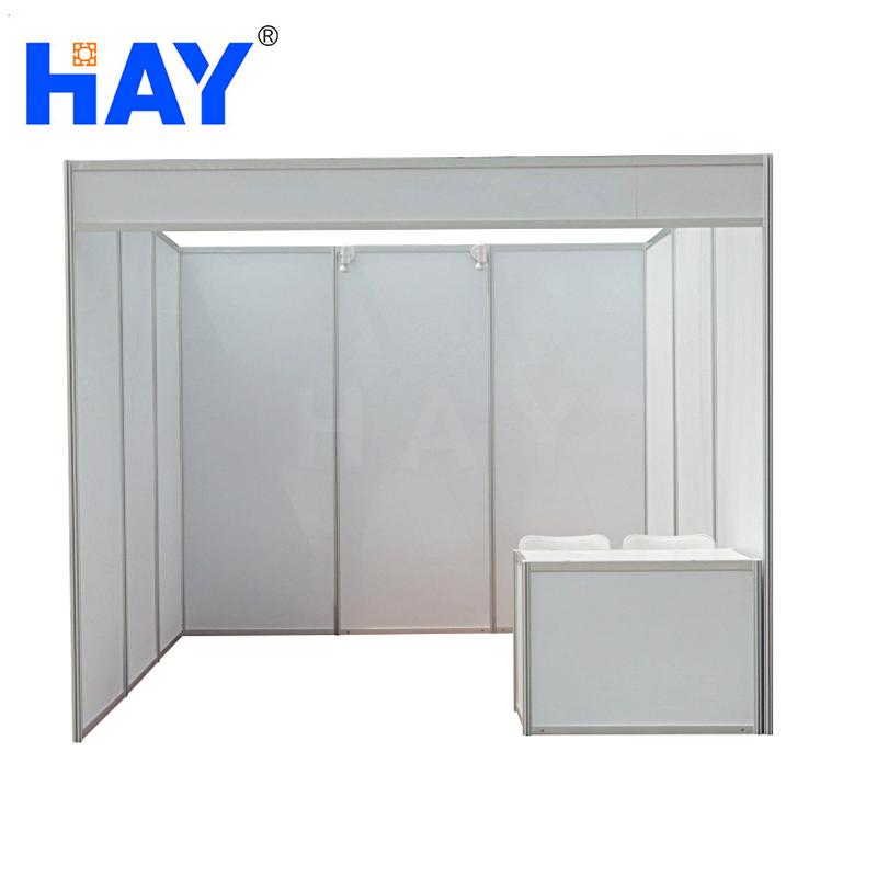 Aluminiumlegering 3x3 aluminium booth stand andere beurs for Stand modulaire aluminium
