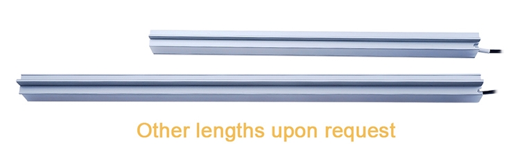 Aluminium Profiel Dimbare/touch Sensor Onder Kast Led Strip ...
