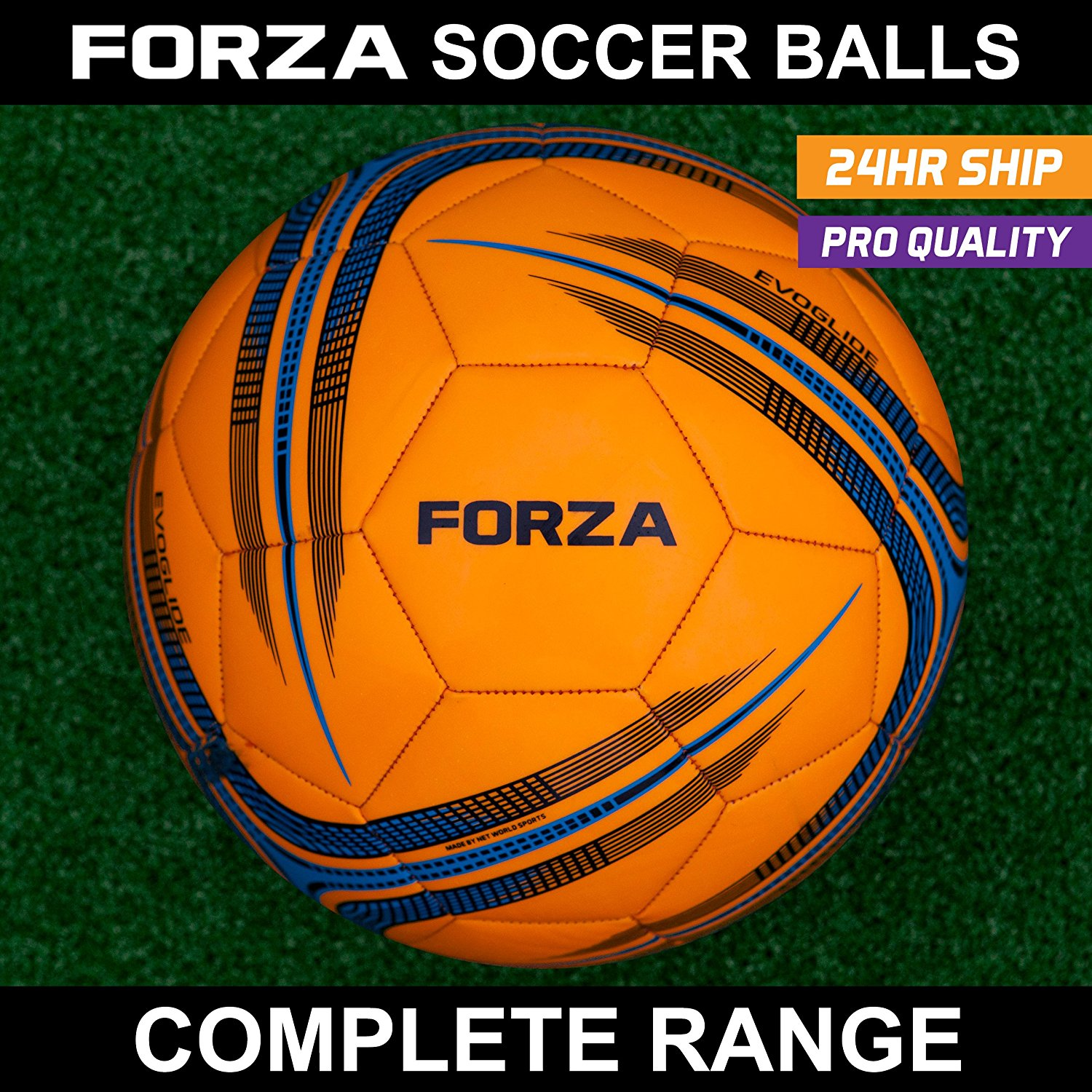 675294711 Get Quotations · FORZA Soccer Balls - Huge Range Of Match, Backyard,  Training, Astro And Futsal