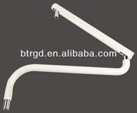 good quality and aluminum metal dental lamp arm/oral light arm tray Arm for Dental components spare parts use