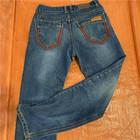 Wholesale top quality second hand used clothes men jeans with bale 90kg