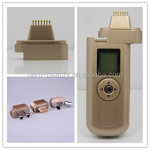 New hot products mini derma rollering system Galvanic Facial SPA beauty products -JTLH-1520