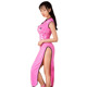 wholesale high split skirt slim long sexy cheongsam Chinese style sexy lingerie