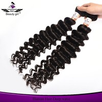 Cheap Factory Price African American Deep Wave Human Hair Best Selling Hair Weave