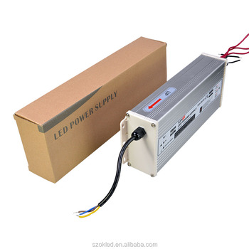 Smps 600w 12v Led Power Supply 50a Constant Voltage Switching Driver ...