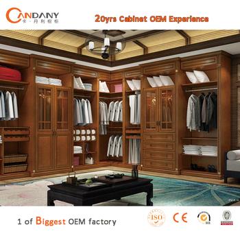 Chinesischen Stil Design Massivholz Garderobe Kleiderschrank