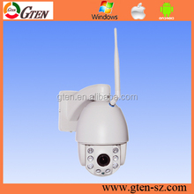 2017 New mini size 4x optical zoom p2p IR 2mp 100x digital camera