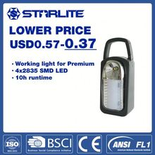 new old-fashion 3*AA batteries with steady base work light 10 hours competitive price working lantern for souvenir