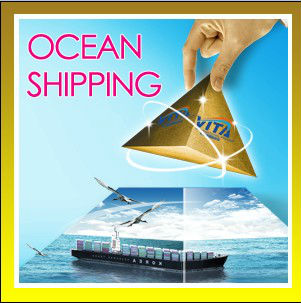 cheap shipping cost from FOSHAN CHINA to BOMA --Susan