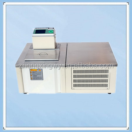 DC High accuracy Digital Display low temperature circulating Thermostatic Water Bath/ Oil