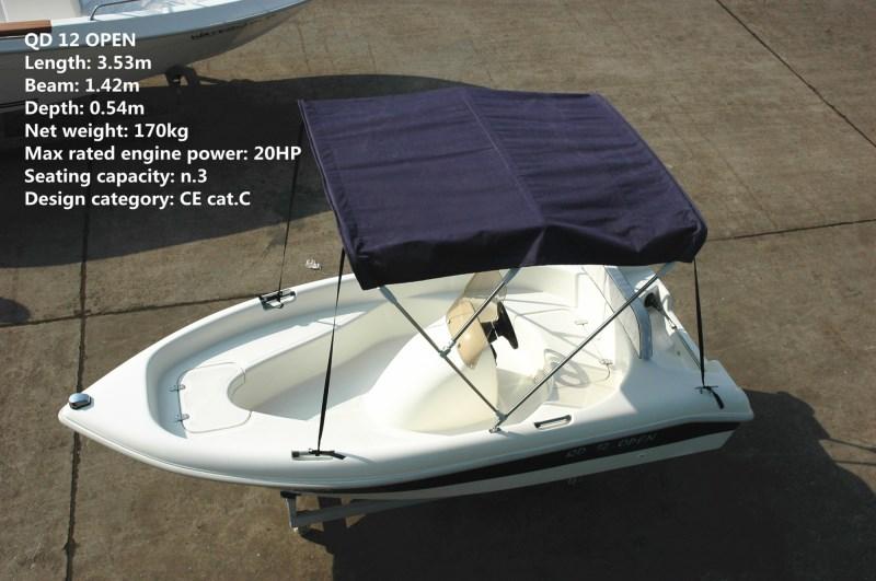 Hot Selling Qd 12 Mini Fishing Yacht Boat Price - Buy Cheap Yacht,Qd 12 Mini Fishing Yacht Boat