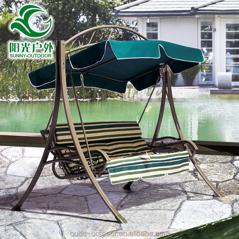 Outdoor Garden Metal Swing Bench, Outdoor Garden Metal Swing Bench  Suppliers And Manufacturers At Alibaba.com