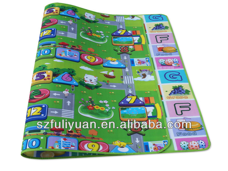 Hot Selling Baby Play Mat Plastic Coating/Lamination Machine