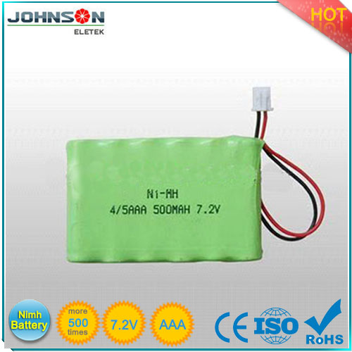 Reasonable price stability quality 800mah rechargeable battery pack nimh aaa 4.8v