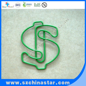 Dollar Pound Currency Sign Mark Paper Clip Buy Dollar Sign Mark