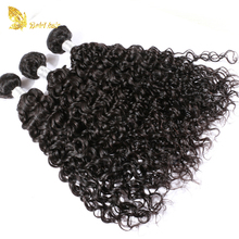 Dropship Cuticle Aligned Manufacturer Wholesale Remy Brazilian Human Hair Deep Curly hair Bundle
