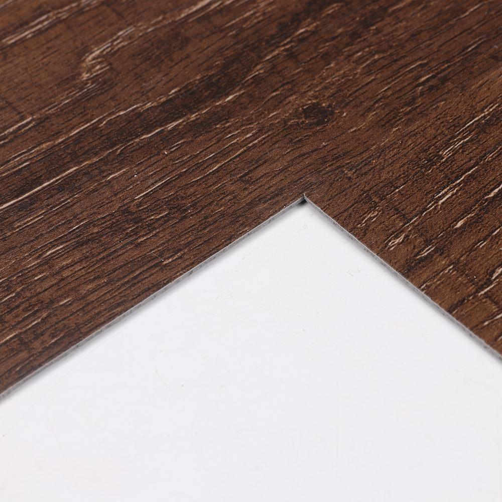 Dry Back Lvt Pvc Flooring Glue Down Vinyl Plank Floor