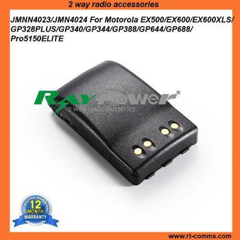 For Motorola Gp338 Plus Battery 1800mah Li Ion For Gp338