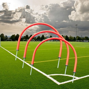 Wholesale Football Soccer Sports Training Equipments Indoor Passing Arcs